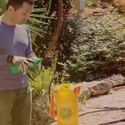 Image ambiance pulvérisateurs jardin et bricolage
