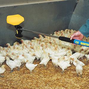 pulvérisateur hygiène & élevage C5
